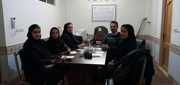 نشست کمیته تغذیه هیات پزشکی ورزشی استان زنجان برگزار شد