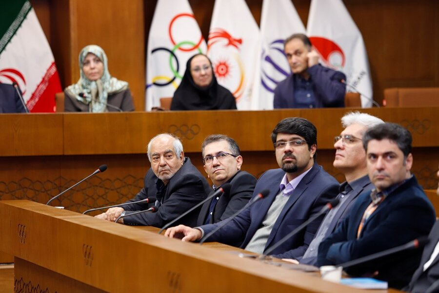 همایش تجلیل ازافتخارآفرینان ستادی، صاحبان کرسیهای بینالمللی و پیشکسوتان پزشکی ورزشی