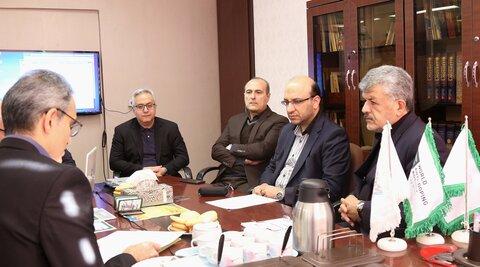 بازدید دکتر علی نژاد