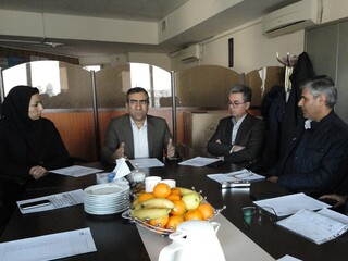 نشست سالیانه روسای هیأت های پزشکی -کرمان