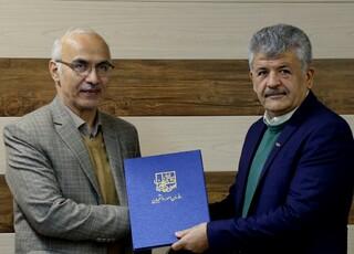 امضای تفاهم نامه همکاری فدراسیون پزشکی ورزشی با سازمان امور دانشجویان وزارت علوم