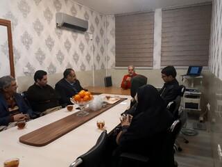 نشست هم اندیشی کمیته های هیات پزشکی ورزشی استان مرکزی برگزار شد