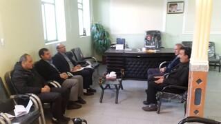 بازدید مسئولان هیات پزشکی ورزشی استان لرستان از شهرستانها به روایت تصویر
