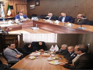برگزاری جلسات هماهنگی پزشکیاران جهت پوشش پزشکی مسابقات بین المللی کشتی فرنگی در شیراز