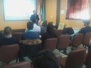 دوره توجیهی مدیران اماکن ورزشی استان البرز برگزار شد