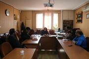 جلسه هماهنگی پیشگیری از ویروس کرونا در هیات پزشکی ورزشی آذربایجان غربی برگزار شد