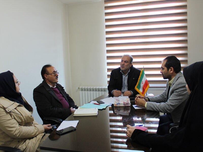 دومین جلسه هماهنگی ناظرین استان قزوین برگزار شد