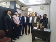 مجمع انتخاباتی هیات پزشکی ورزشی استان هرمزگان
