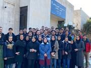 آزمون پایان دوره امدادگر ورزشی مشهد
