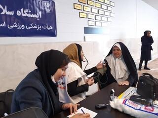 حضور در جشنواره محله محور در زنجان