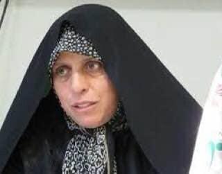 حضورخانم فرهادی زاد معاون وزیر در زنجان