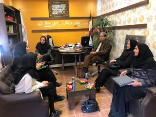 نشست ستاد نظارت بر سلامت اماکن ورزشی یزد برگزار شد