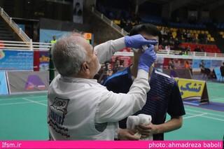 مسابقات بین المللی بدمینتون 2020 شیراز