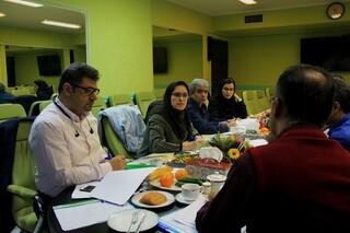 شورای مرکزی کمیته خدمات درمانی