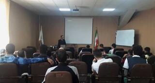 کارگاه آموزشی ضد دوپینگ در اردوی منتخبین جوانان دوومیدانی برگزار شد