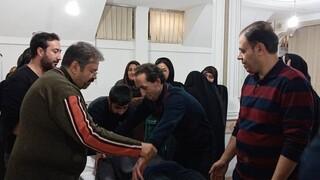 کارگاه امدادگری پزشکی ورزشی استان زنجان