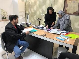 بازدید مراکز حرکات اصلاحی و ماساژ ورزشی - چهار محال وبختیاری