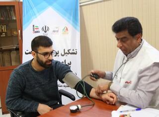 رضایت ملی پوش شیرجه از خدمات فدراسیون پزشکی ورزشی
