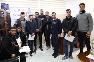رضایت سجاد محمدپور عضو تیم ملی بوکس از خدمات فدراسیون پزشکی ورزشی