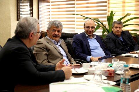 نشست شورای مرکزی ستاد ملی مبارزه با دوپینگ
