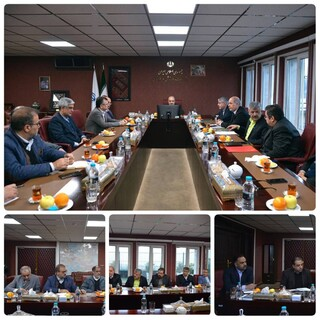جلسه ستاد عالی پیشگیری از کرونا ویروس در وزارت ورزش و جوانان