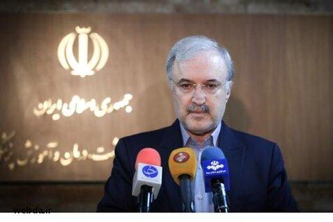 وزیر بهداشت:شاید محدودیت بیشتری در تهران اعمال شود