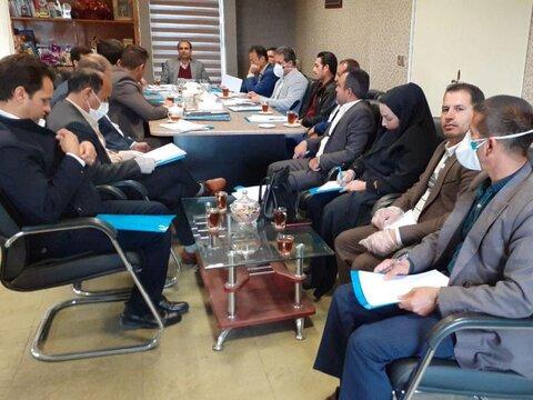 جلسه روئسای هیات های پزشکی