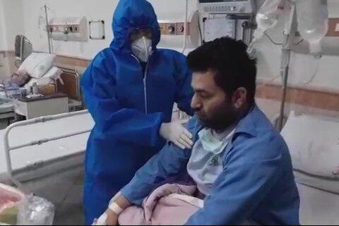خدمات رسانی به بیماران کرونایی