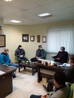 اعلام آمادگی ورزشکاران ملی جهت همکاری با ستاد مقابله با کرونا در ورزش استان