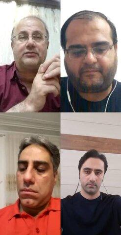 جلسه کمیته آموزش
