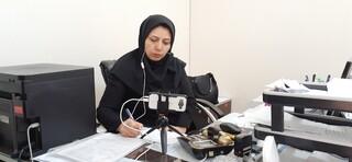 ویدئو کنفرانس روابط عمومی زنجان