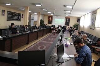 کمکهای انساندوستانه ورزسکاران زنجانی