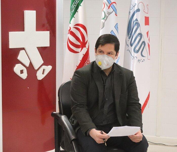 حمایت ویژه هیات پزشکی ورزشی فارس از ورزشکاران المپیکی و پارالمپیکی