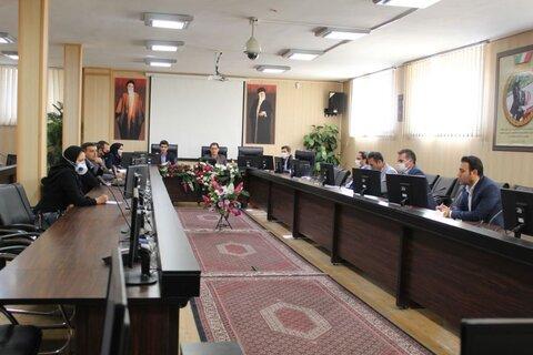 هفتمین جلسه مقابله با کرونا زنجان