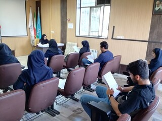 سومین نشست شورای مرکزی ستاد نظارت بر سلامت اماکن ورزشی استان البرز