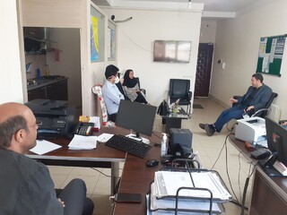 جلسه کمیته روانشناسی ۹۹