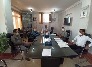جلسه ستاد نظارت هیات پزشکی ورزشی استان اصفهان برگزار شد
