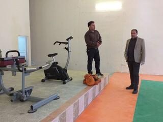 بازرسی از اماکن ورزشی رسعین اردبیل