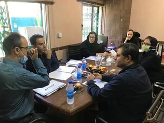 برگزاری جلسه مشترک فدراسیون پزشکی ورزشی وهیات پزشکی ورزشی استان تهران