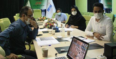 سومین نشست مشترک کمیته خدمات درمانی و ستاد نظارت بر سلامت اماکن ورزشی برگزار شد