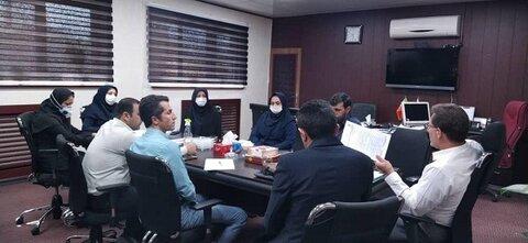 دهمین جلسه ستاد مقابله با کرونا در زنجان