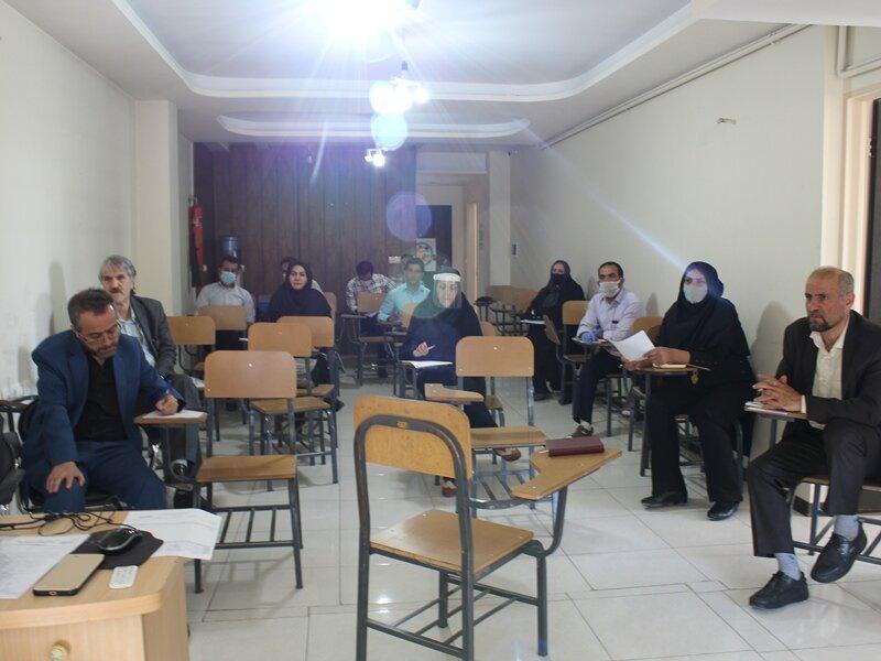 دستورالعمل های بهداشتی برای ناظرین هیات پزشکی ورزشی قزوین تشریح شد
