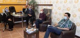 نشست هماهنگی اجرای پروتکل بهداشتی در باشگاه های یزد برگزار شد