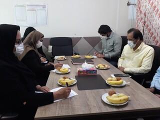 نشست مسئولین کمیته ها - چهار محال وبختیاری