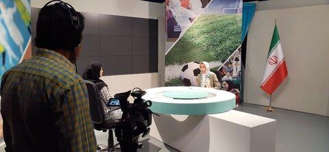 مصاحبه تلوزیونی ریاست هیات پزشکی زنجان