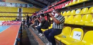 فینال لیگ برتر فوتسال با رعایت پروتکل بهداشتی برگزار شد