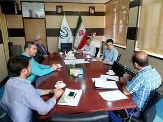 سومین جلسه ستاد نظارت بر اماکن ورزشی شهرستان تبریز برگزار شد
