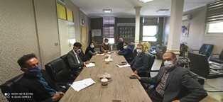 جلسه تخصصی بازگشایی اماکن ورزشی در استان ایلام