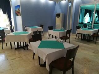 محل اقامت تیم نفت مسجد سلیمان در شهر بوشهر
