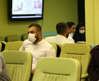 جلسه شورای مدیران فدراسیون پزشکی ورزشی برگزار شد